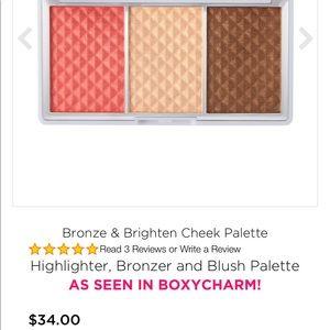 Bronze & Brighten Cheek Palette by pür #18